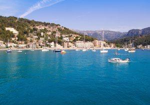 Port Sóller, Mallorca.