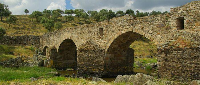 Puente romano, Aliseda.
