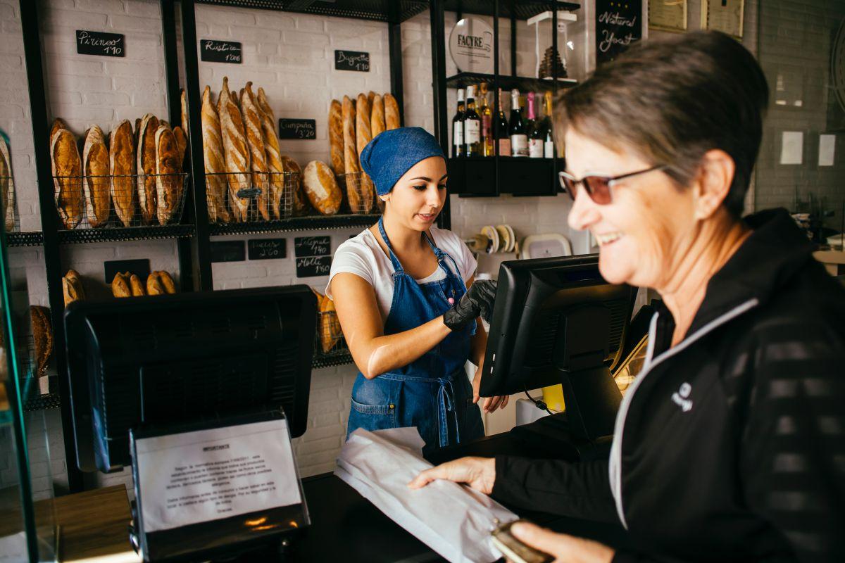 Sus 14 variedades de pan distintas hacen feliz a mucha gente.
