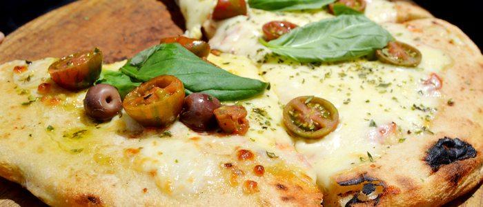 Pizza napolitana de PICSA.