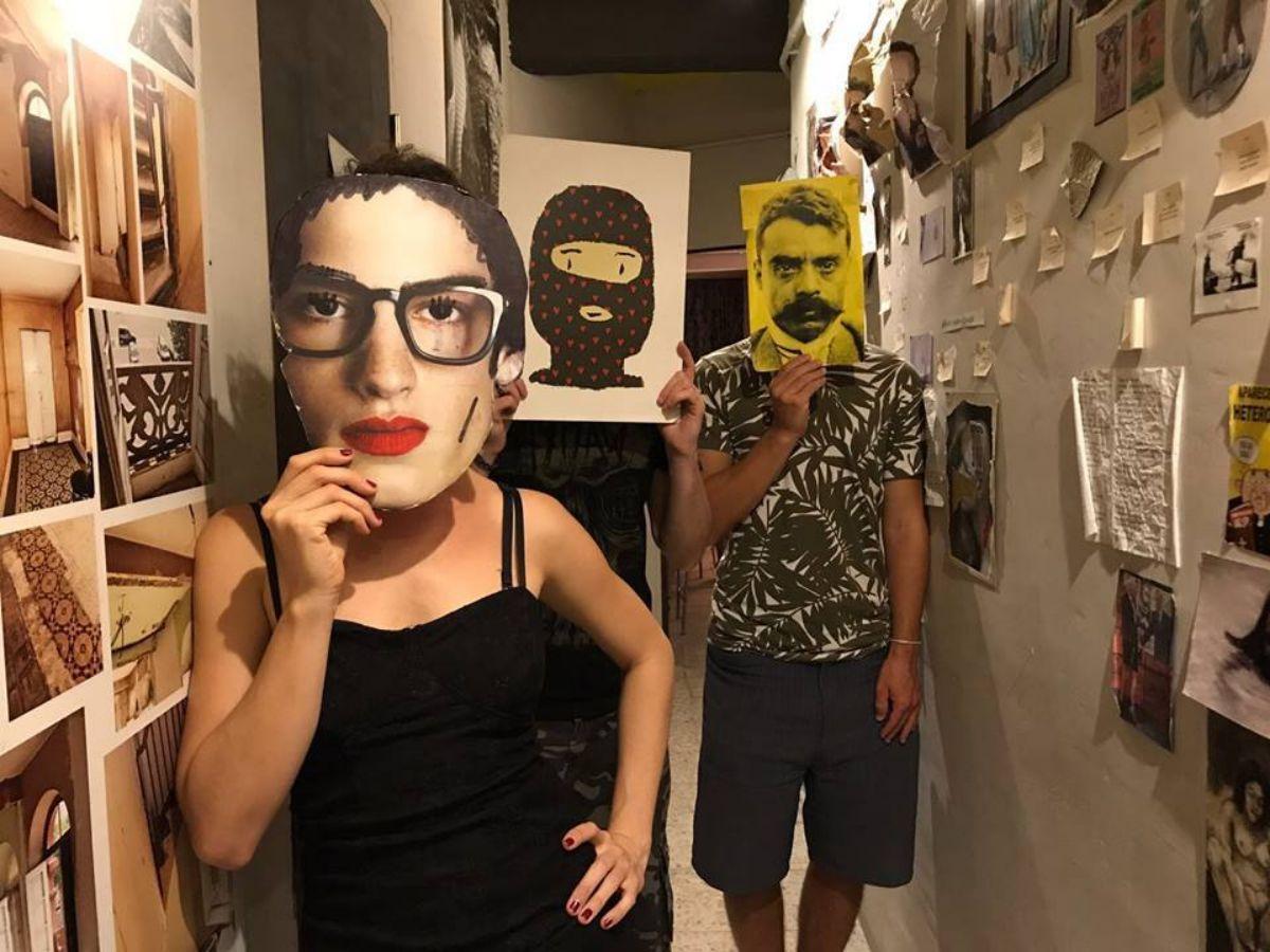 Bares, talleres y todo tipo de actividades para animar y reanimar la vida cultural de Tenerife. Foto: Facebook Equipo PARA.