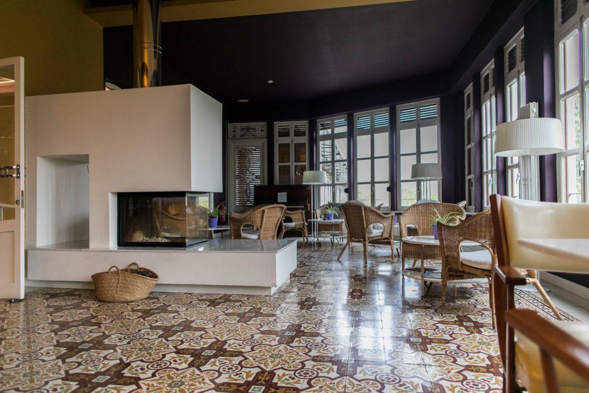 Hotel La Castellana en Benasal, Alt Maestrat (Castellón). Foto: Eva Máñez