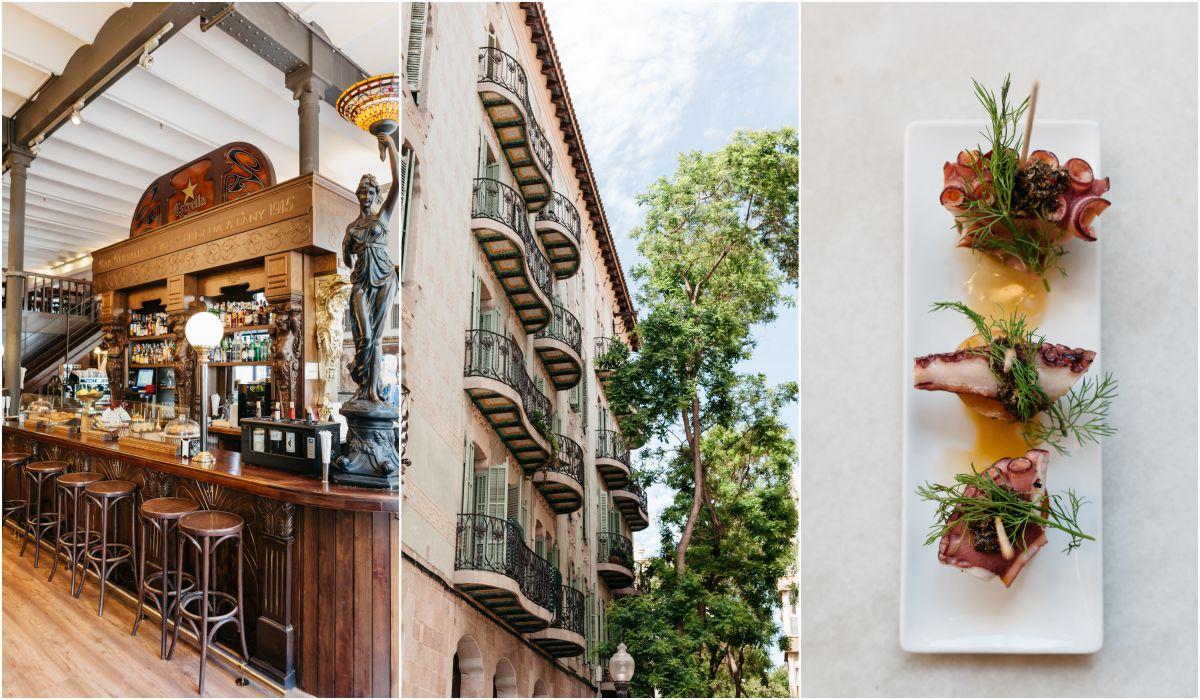 Más que un bar, el 'Versalles' es una institución en Sant Andreu.