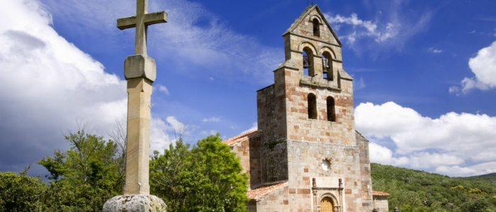 Iglesia de San Andrés, Valdelomar.