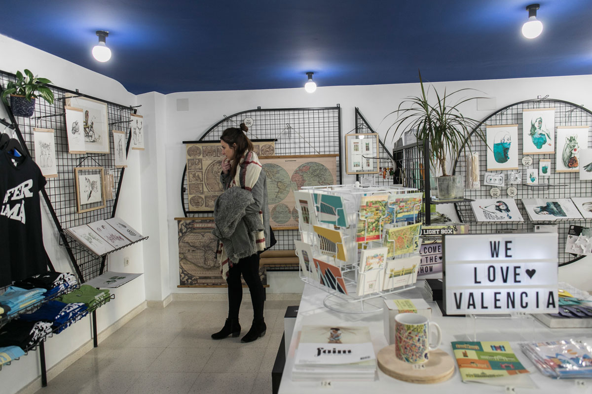 103a2b561c77 Tiendas de regalos en Valencia