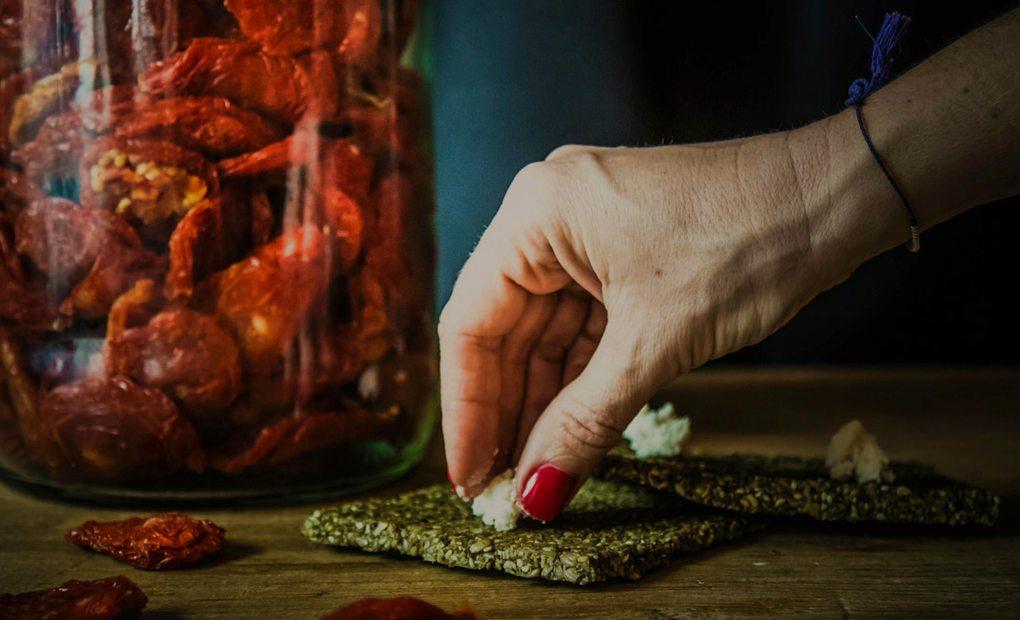 Cocina raw en Ziva to go. Foto: Ziva.