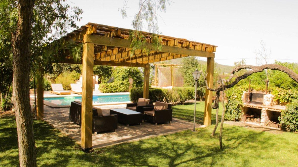 Los apartamentos 'Sa Fita', de Mallorca, que alquilan Montero y su marido.
