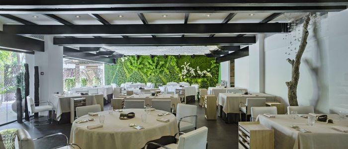 Comedor Dani García Restaurante