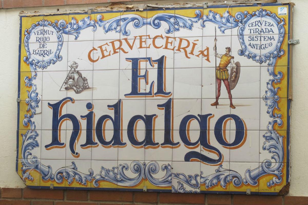 Cervecería El Hidalgo.