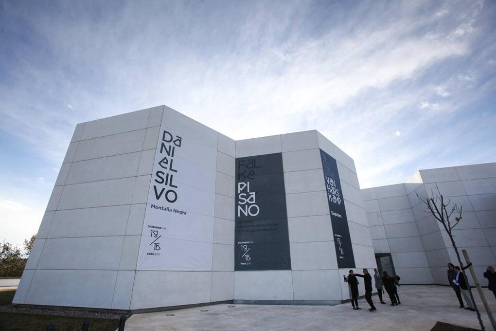 Centro de Arte Contemporáneo. Foto: Facebook.