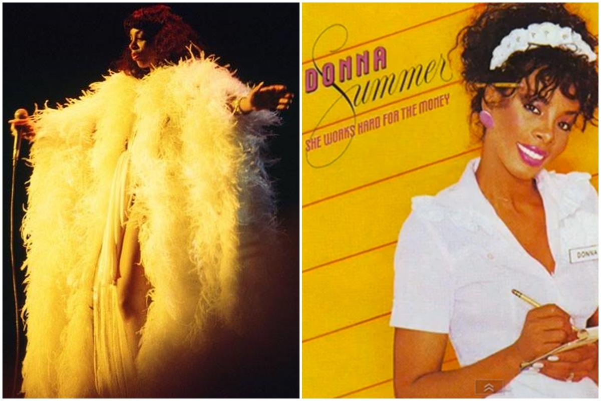 Donna Summer fue la reina de la música disco de los años 70. Foto: Facebook Donna Summer.