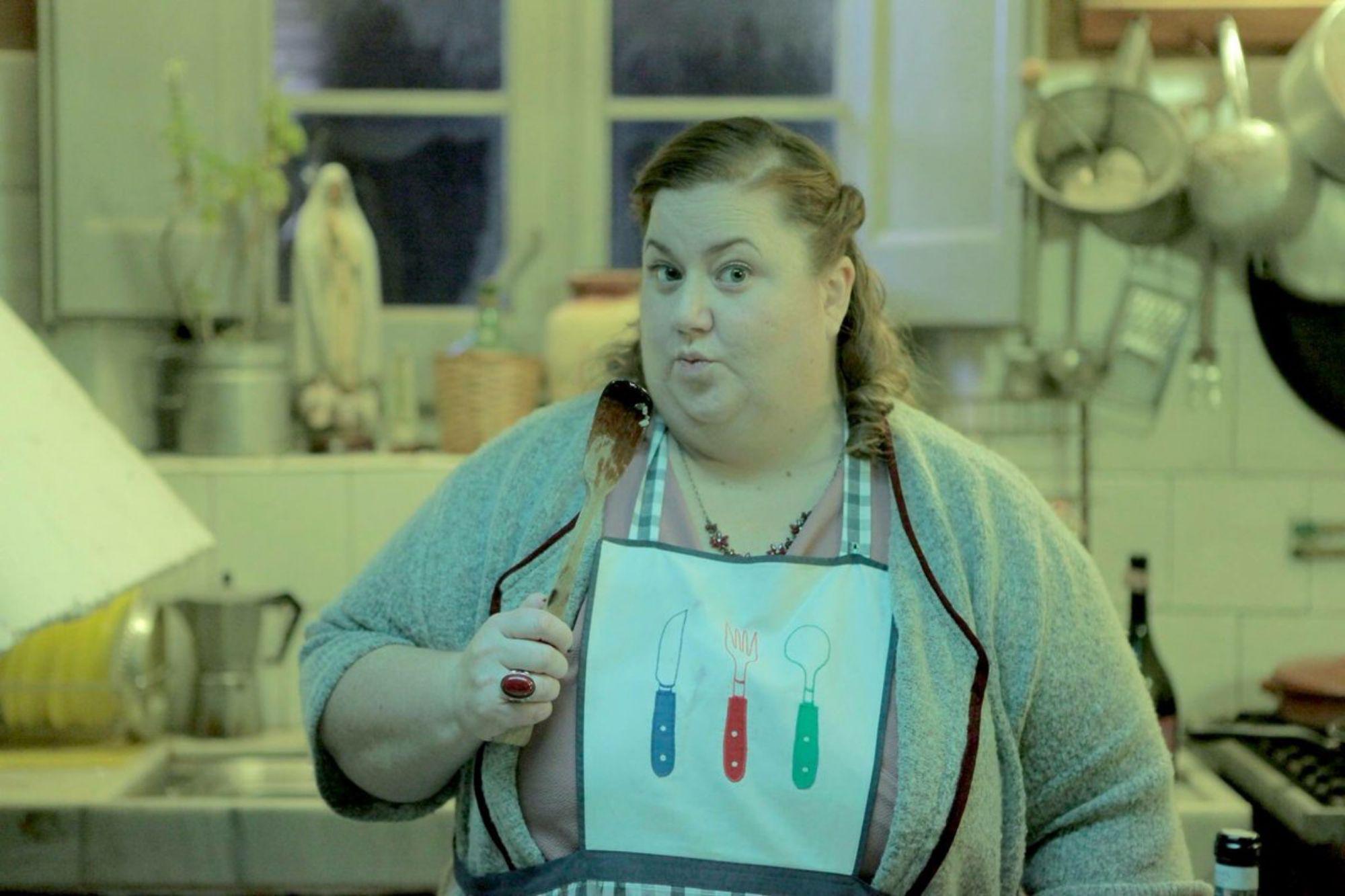 En la película 'Matar a Dios' se habla de una cena de fin de año donde aparece Dios para estropearla. Foto: Facebook.
