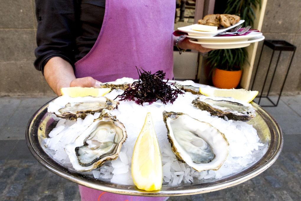 Amantes de las ostras, 'Gouthier' es vuestro paraíso.