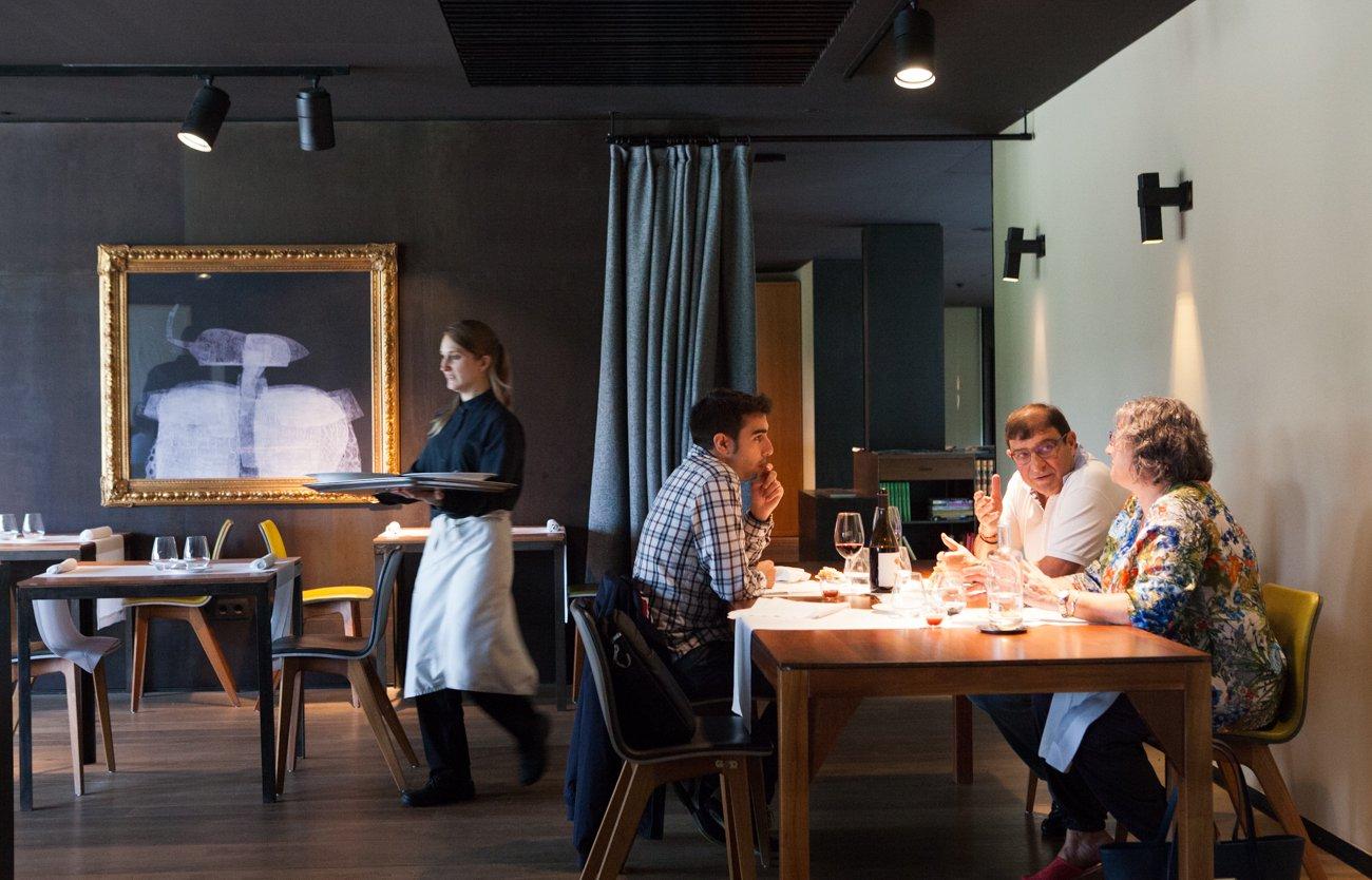 Hotel 'Alma' (Pamplona) - restaurante principal