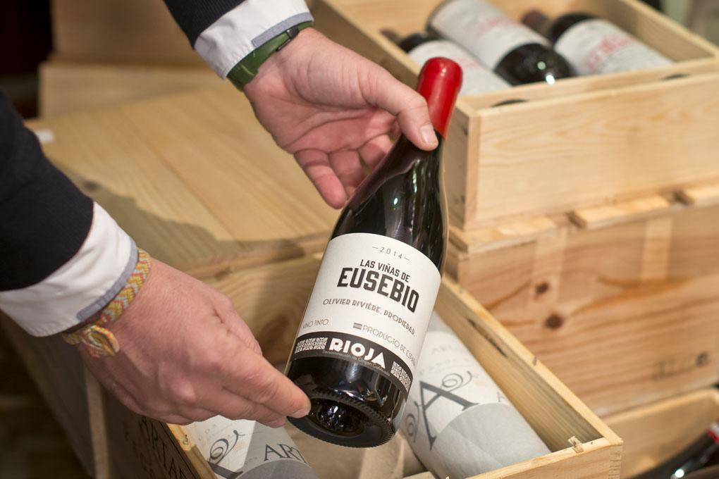Un vino que es un homenaje a Eusebio Santamaría, un viticultor mítico de La Rioja