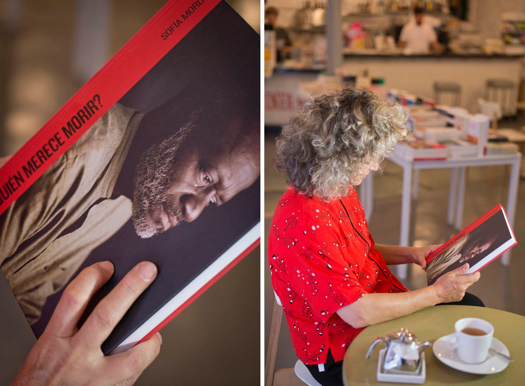 Sofía Moro hace un recorrido en su libro por cinco países que mantienen vigente la pena de muerte en sus códigos penales.