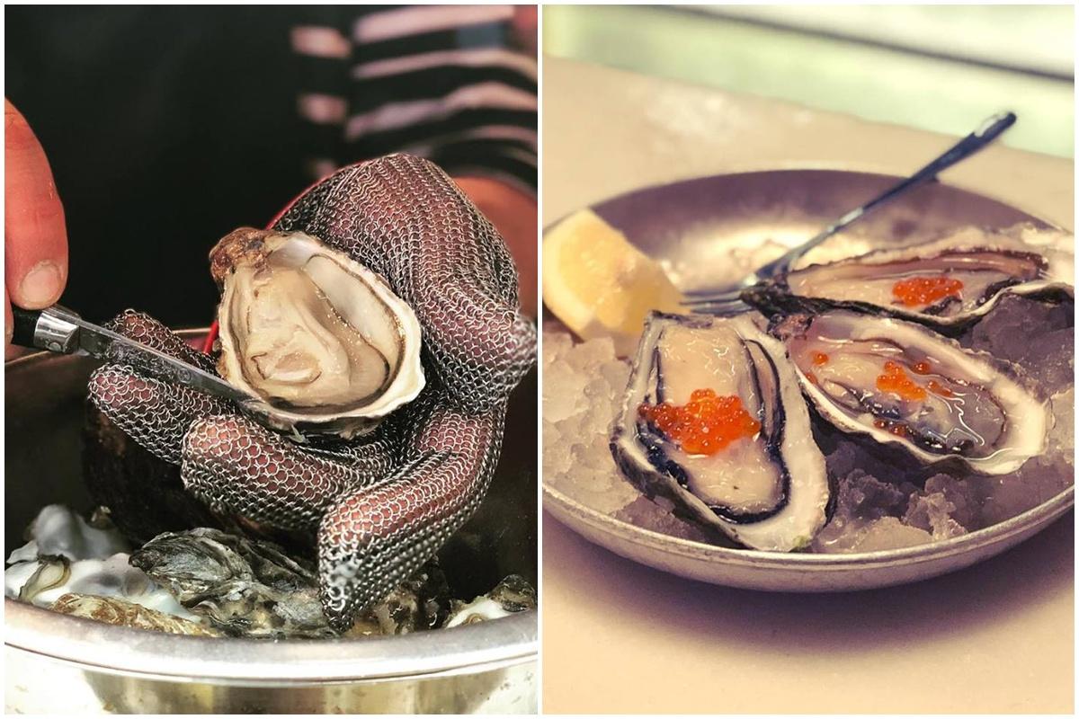 Un establecimiento que no necesita cocina para servir multitud de variedades de ostras. Foto: Facebook.