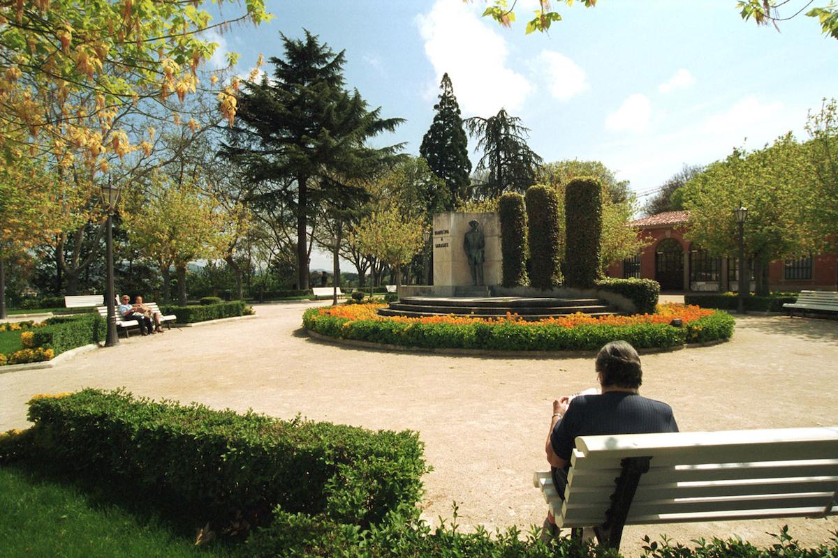 Parque Media Luna. Foto: Ayuntamiento de Pamplona.