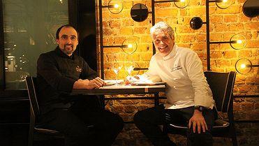 Fernando Canales ('Etxanobe): sus restaurantes favoritos