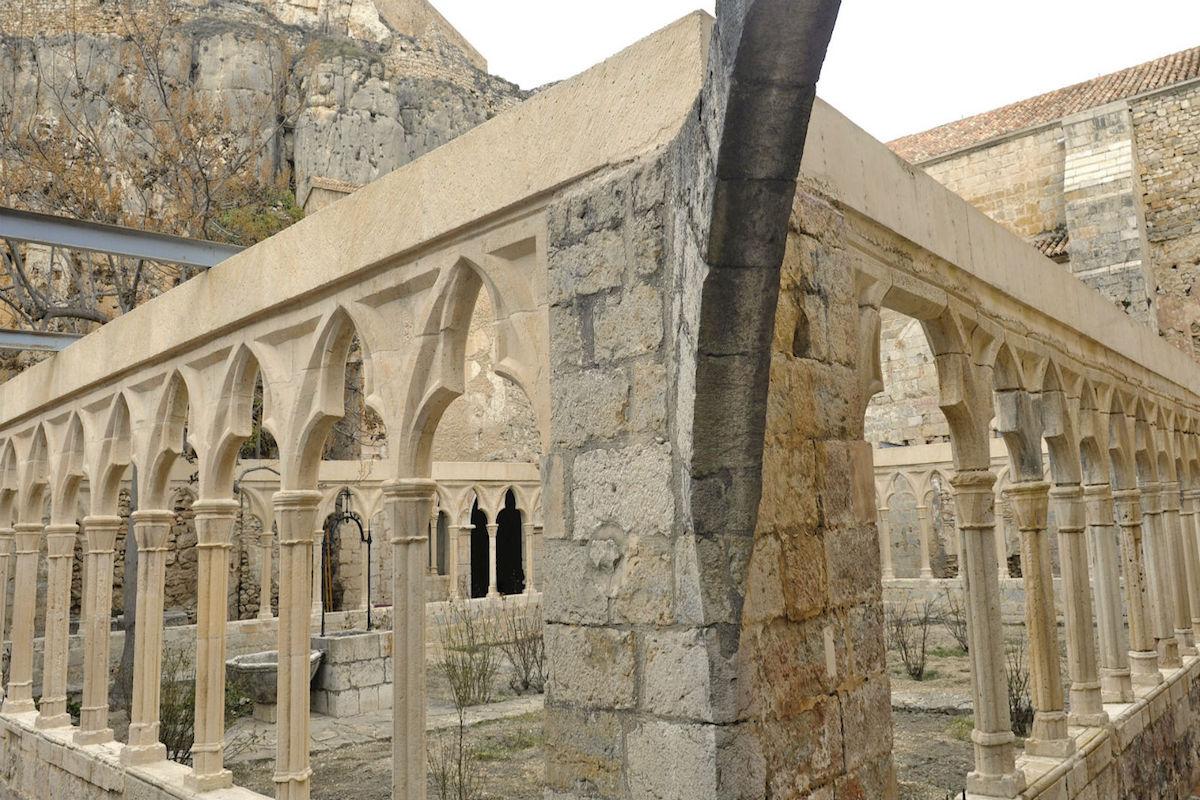Convento San Francisco,Morella