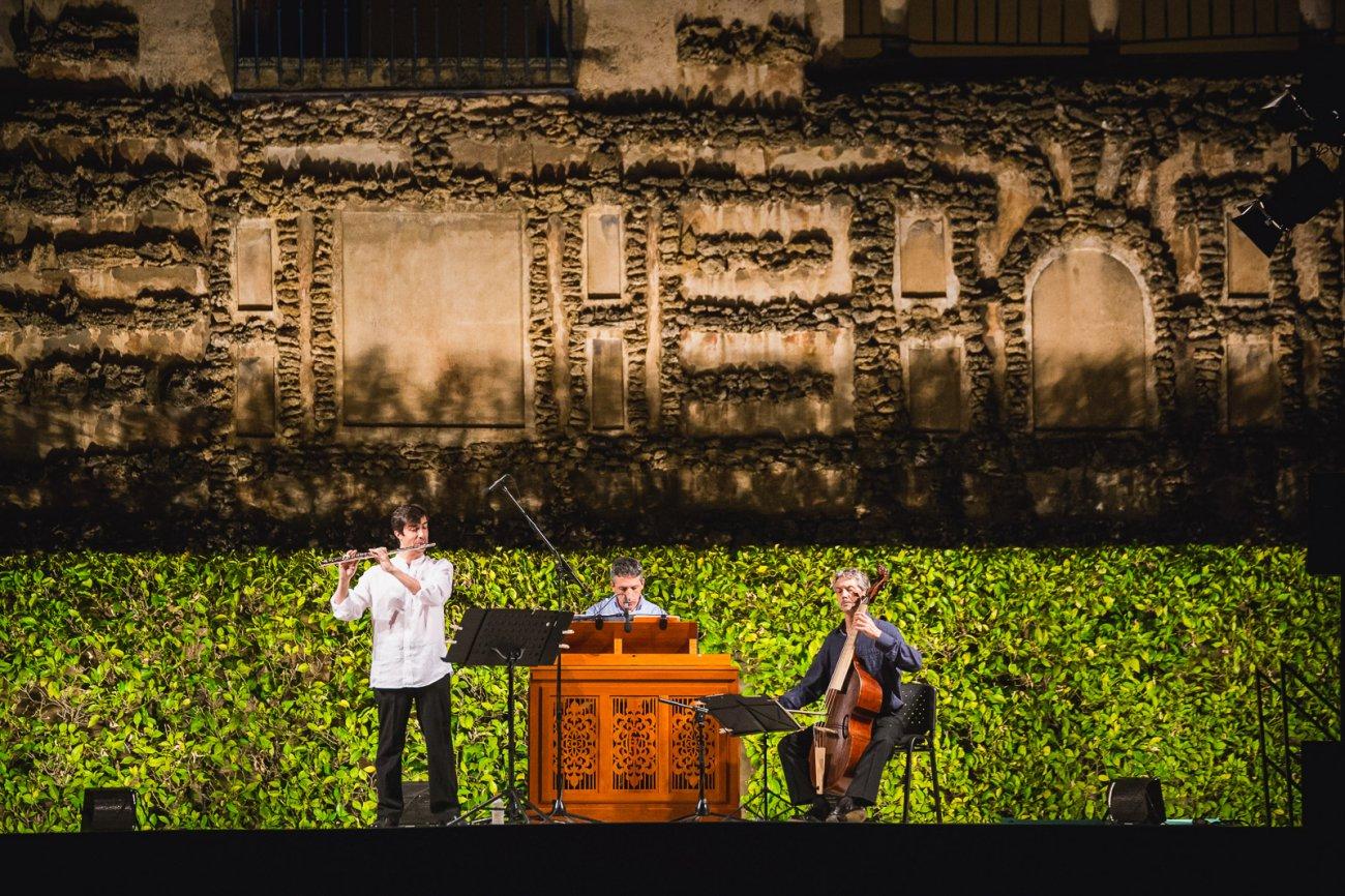 Planes Sevilla: Concierto en los Jardines del Real Alcázar