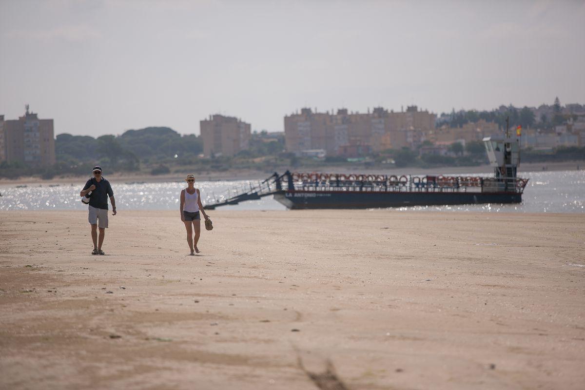 El Levante sopla en Cádiz durante una media de 165 días al año.