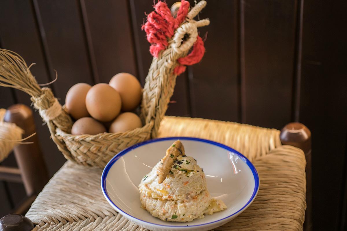 Ensaladilla, un plato para recordar los sabores de siempre.