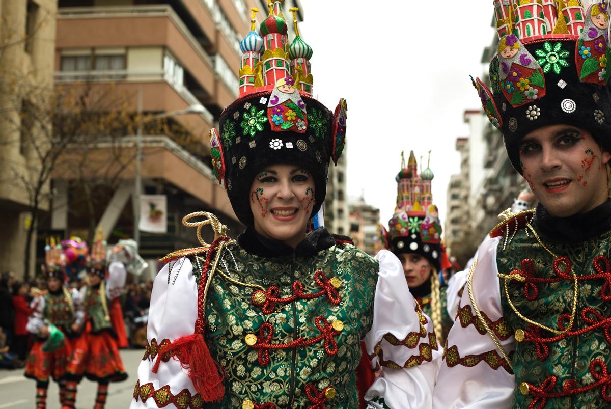 El Carnaval es una de las fiestas más importantes de la capital pacense. Foto: Shutterstock