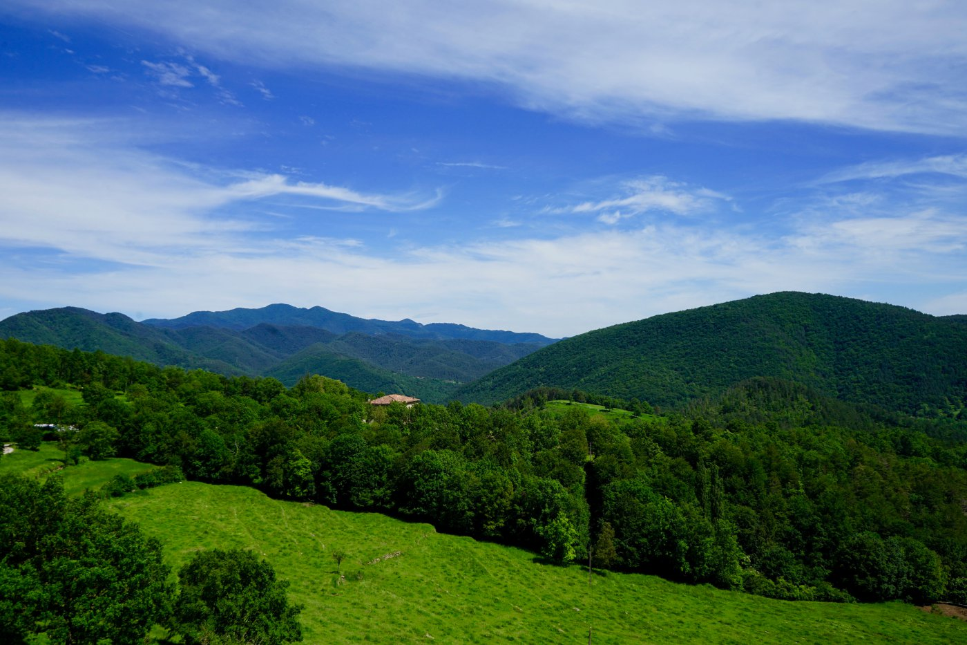 Hotel rural 'Mas El Mir': Valle del Ripollés