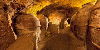 Cuevas de La Vila. / © www.requena.es .