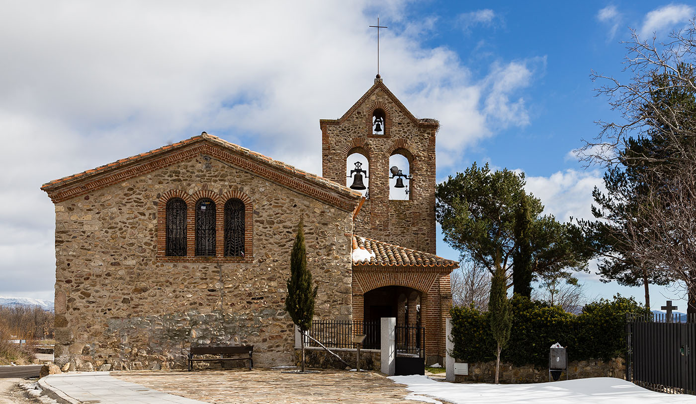 La ermita de San Mamés