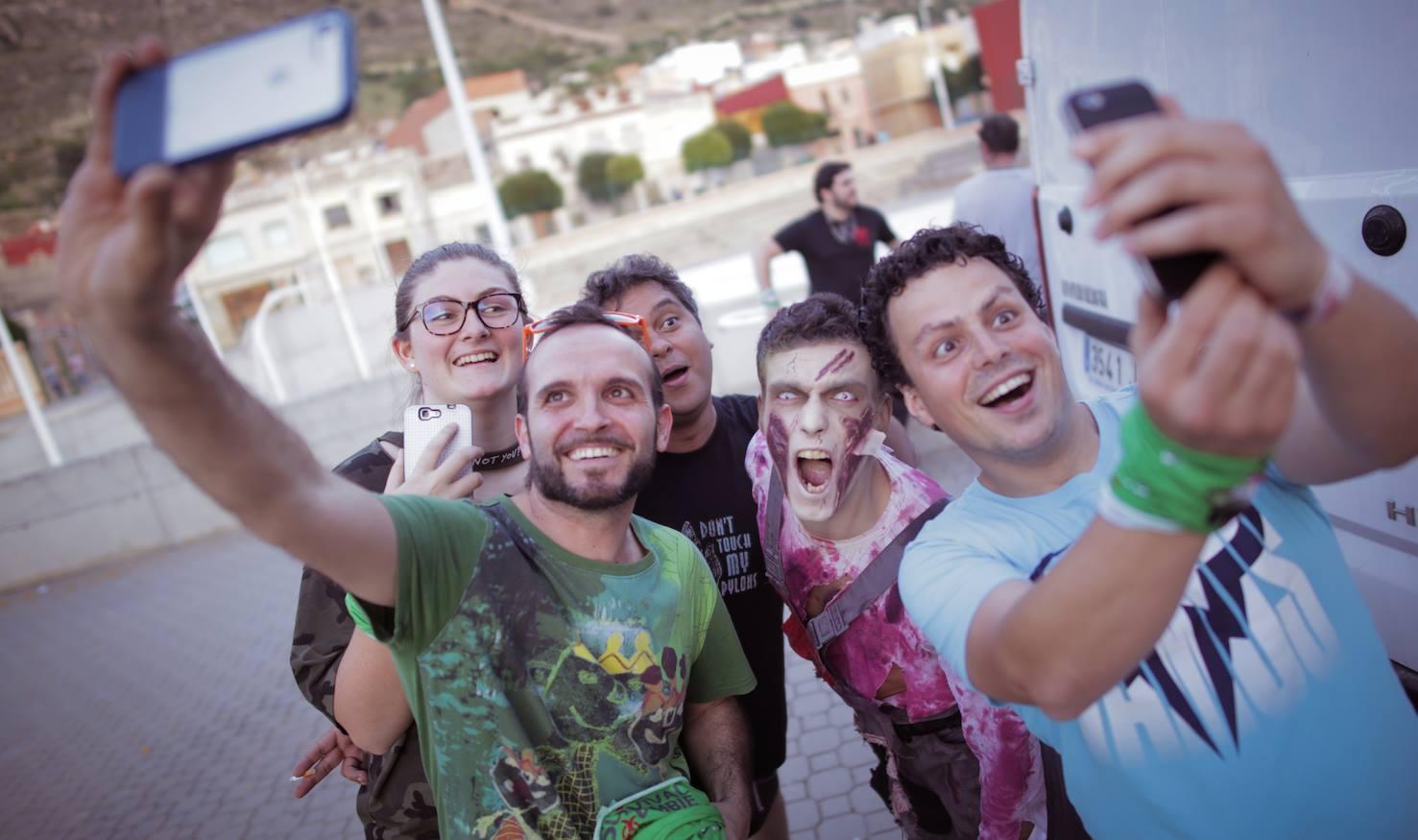 Survival Zombi es un evento que ya se ha celebrado en multitud de ciudades de España. Foto: Facebook Survival Zombie