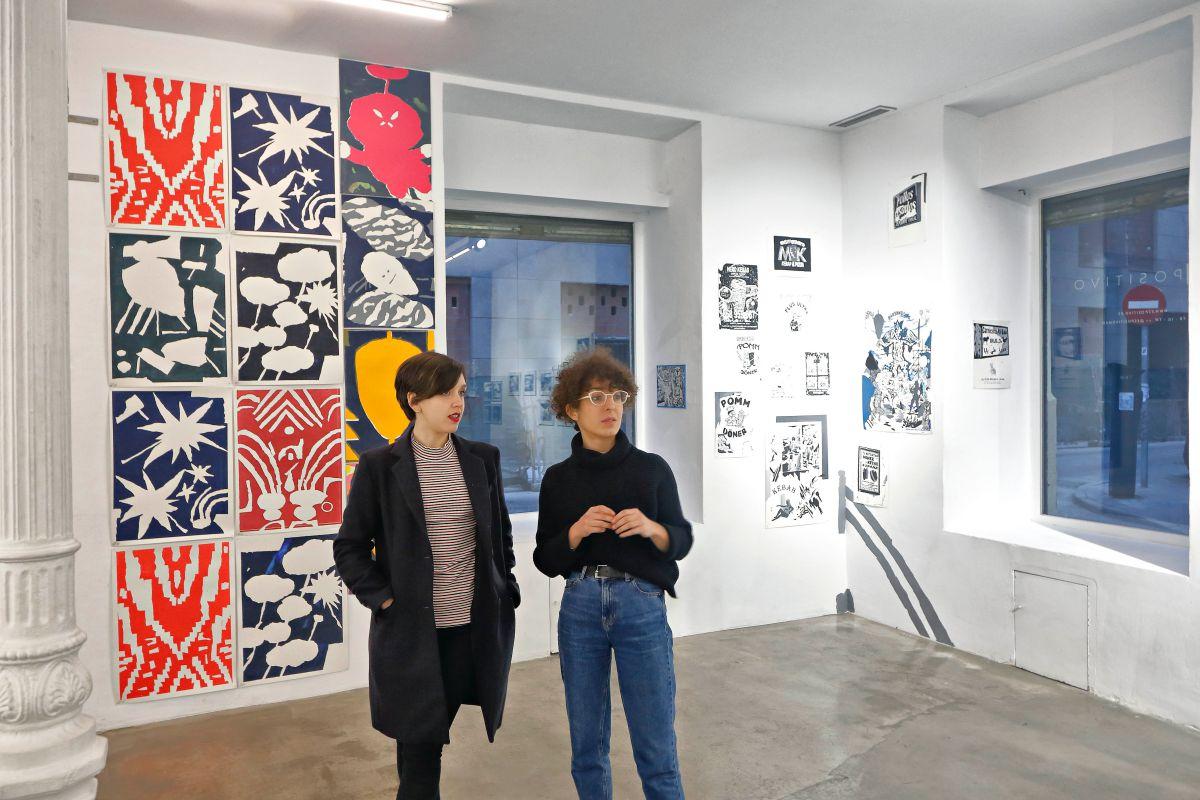 Este espacio sociocultural cuenta con exposiciones, escuela y una residencia de artistas.