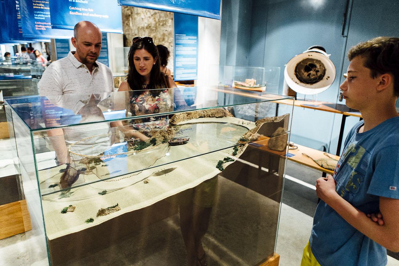 El de Palamós es el primer Museo de la Pesca en abrirse en todo el Mediterráneo.