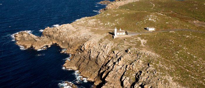 Cabo Touriñán. / Cedida por: Turismo de Galicia.