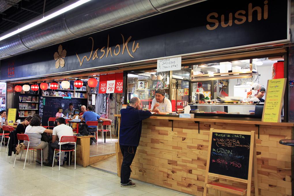 Sushi y otras delicias japonesas en Yan Ken Pon Washoku. Foto: Facebook.
