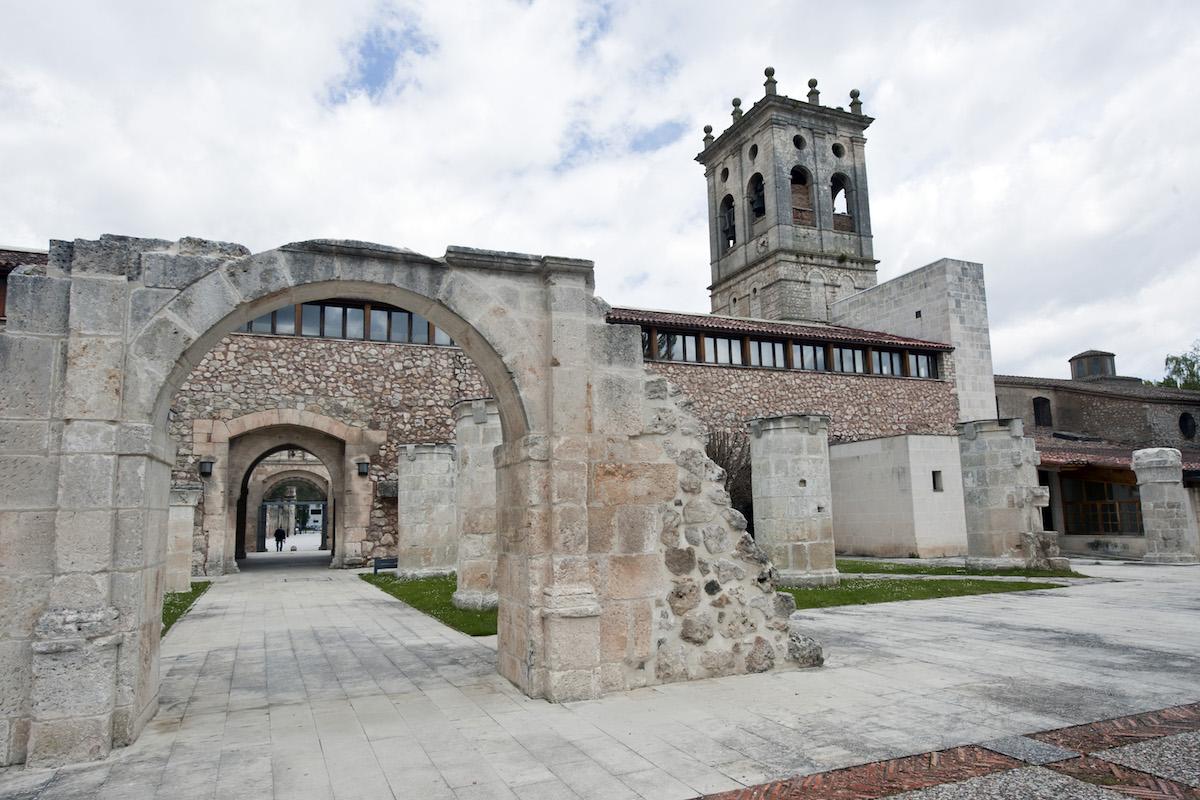 Hospital del Rey. Foto: Turismo de Burgos.