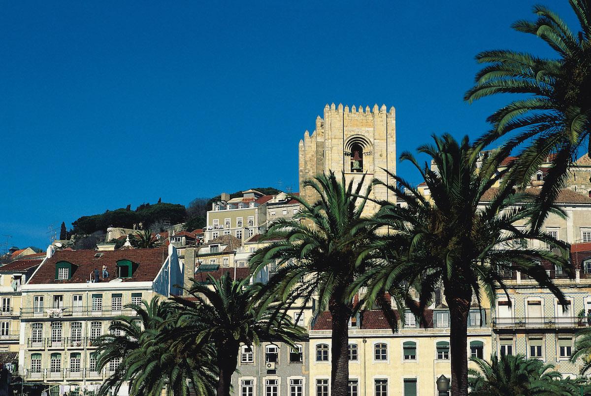 Catedral. Foto: Turismo de Portugal.