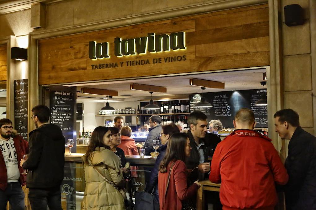 La Tavina.