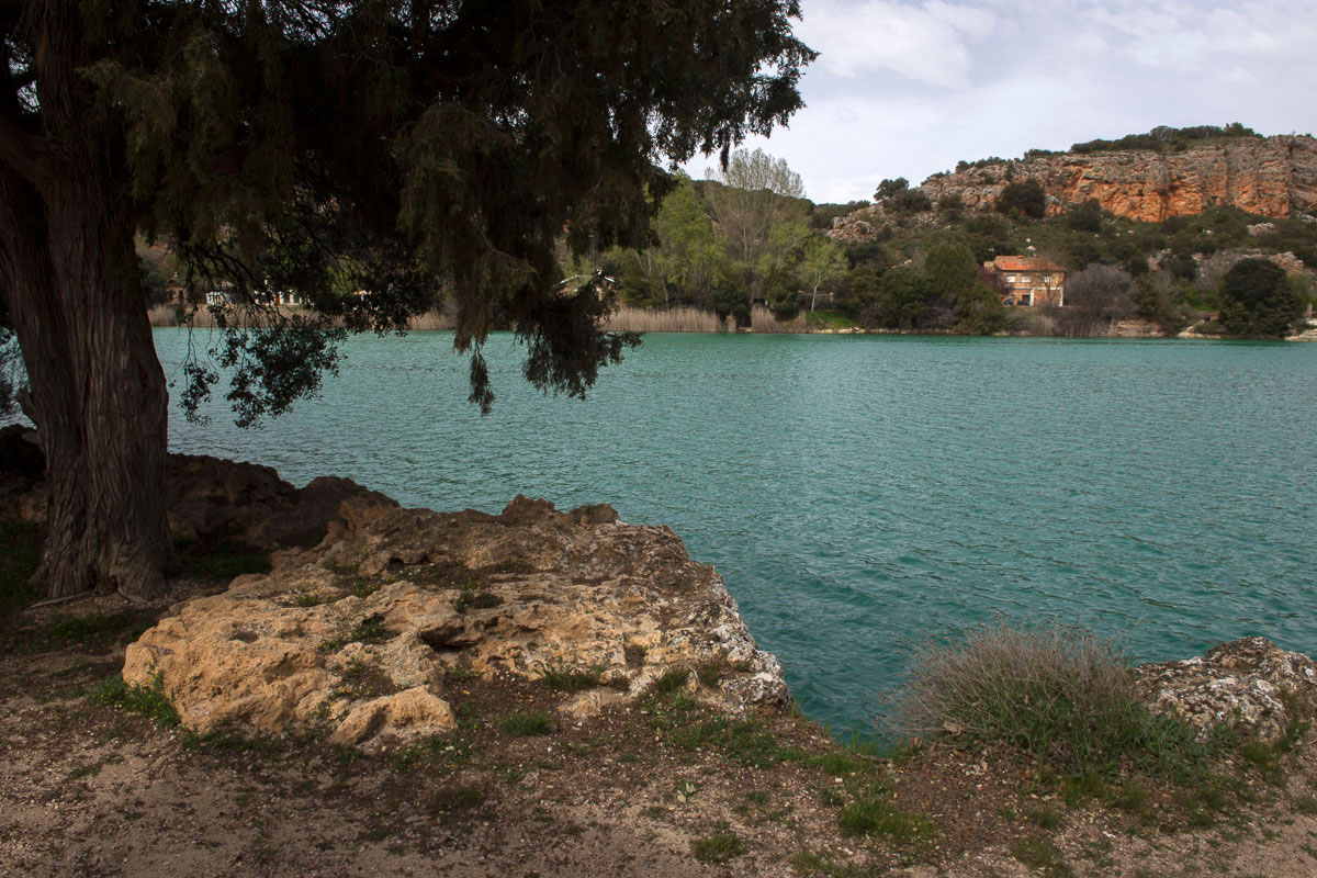 También en Albacete está la laguna San Pedro, de las Lagunas de Ruidera. | Manuel Ruiz Toribio