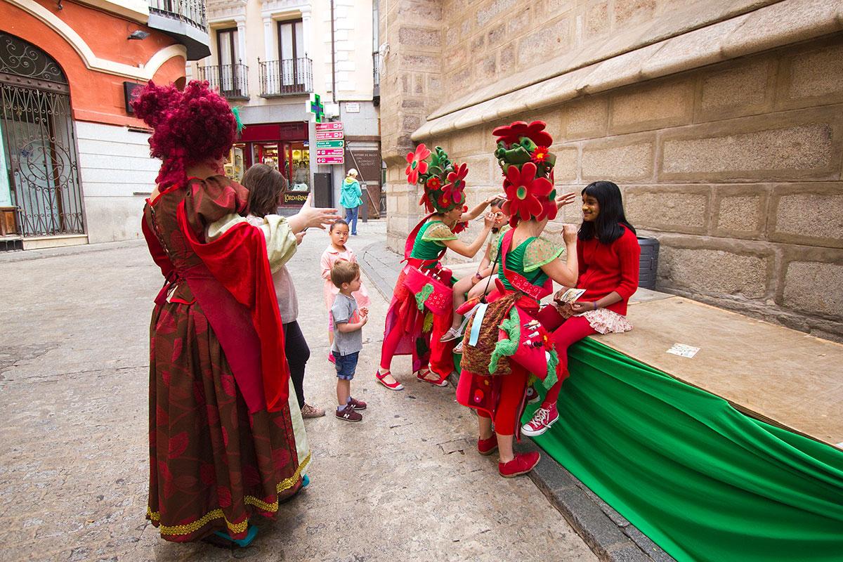 Toledo celebra todo tipo de actividades alrededor de la festividad religiosa. Foto: Shutterstock