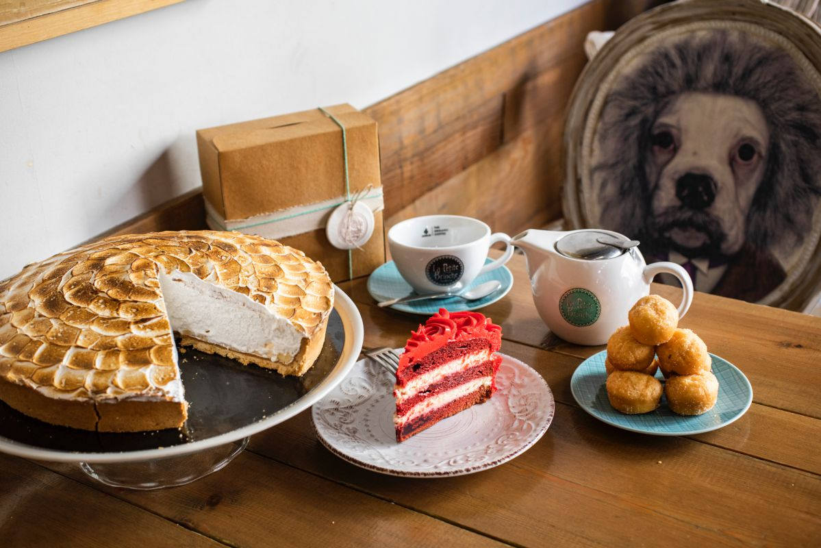 ¿Qué te apetece tomar? ¿Una tarta de limón con merengue o porción de 'Red Velvet'?