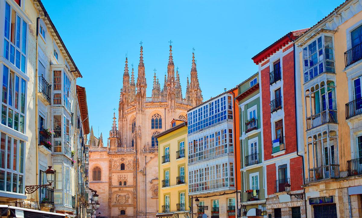 Catedral de Burgos. Shutterstock