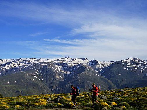Ascenso al Mulhacén, el techo de la Península Iberica