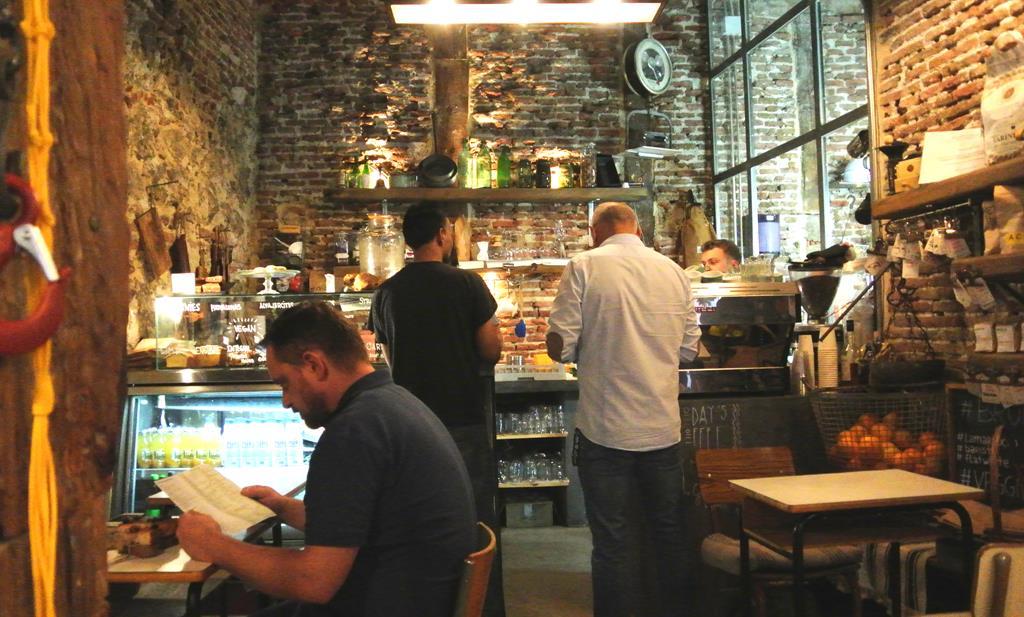 La opción sana de Pum Pum Café. Foto: C. M.