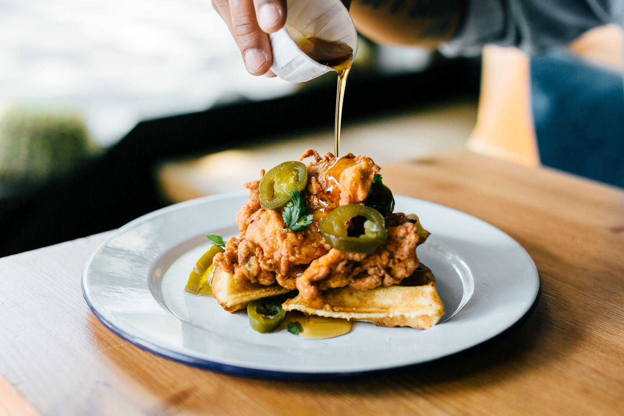Aquí se puede degustar la cocina cajún, típica de Luisiana y la gastronomía 'creole' con ingredientes libres de gluten. Foto: DooBop.