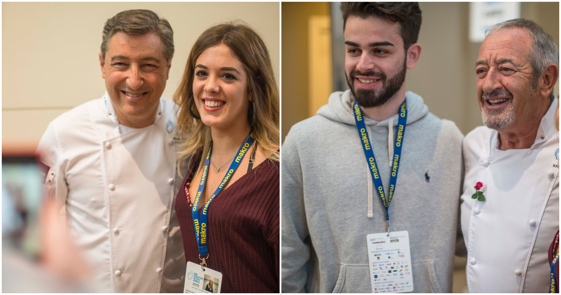Gastronomika 2018: Mundo fans