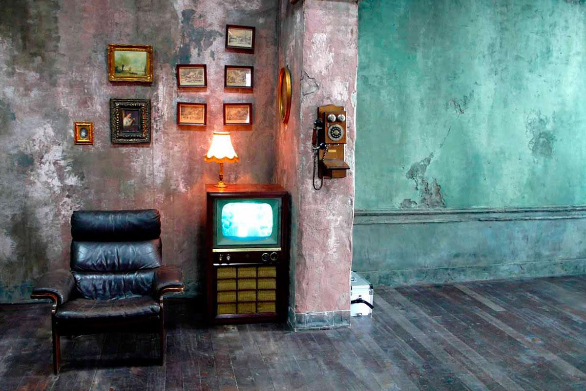 Detalle de una de las salas del Museo Pobre del Pintor. Foto: Museo Pobre del Pintor