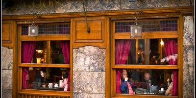 Café Gijón Madrid. / CC Flicr Alberto Carrasco.