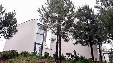 Alojamientos Bioclimáticos Akassa (Las Hurdes, Cáceres)